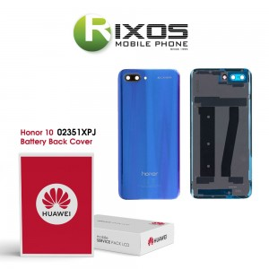Huawei Honor 10 (COL-L29) Battery Back Cover Blue