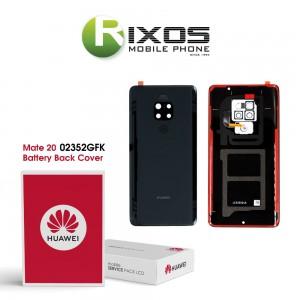 Huawei Mate 20 (HMA-L09, HMA-L29) Battery Back Cover Black