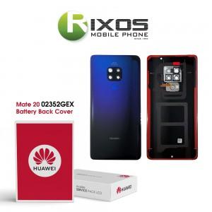 Huawei Mate 20 (HMA-L09, HMA-L29) Battery Back Cover Twilight
