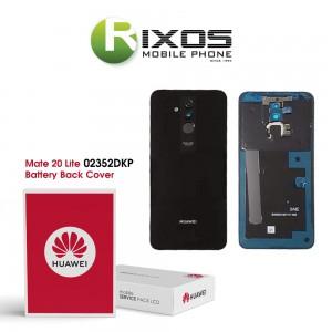 Huawei Mate 20 Lite (SNE-LX1 SNE-L21) Battery Back Cover Black