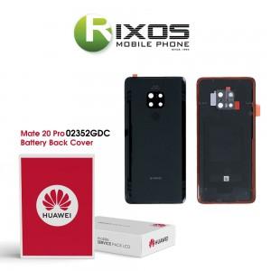 Huawei Mate 20 Pro (LYA-L09, LYA-L29, LYA-L0C) Battery Back Cover Black