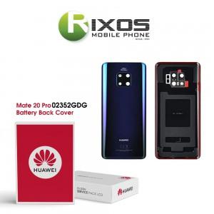 Huawei Mate 20 Pro (LYA-L09, LYA-L29, LYA-L0C) Battery Back Cover Twilight