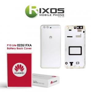 Huawei P10 Lite (VTR-L21) Battery Back Cover White