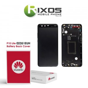 Huawei P10 Plus (VKY-L29) Battery Back Cover Black