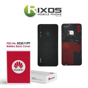 Huawei P20 Lite (ANE-L21) Battery Back Cover Black