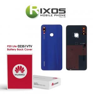 Huawei P20 Lite (ANE-L21) Battery Back Cover Blue