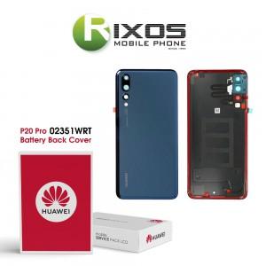 Huawei P20 Pro (CLT-L29) Battery Back Cover Blue