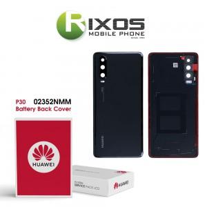 Huawei P30 (ELE-L29) Battery Back Cover Black