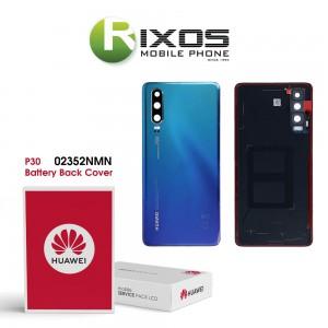 Huawei P30 (ELE-L29) Battery Back Cover Blue