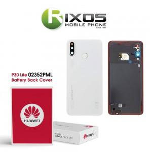 Huawei P30 Lite 2020 (MAR-L21MEA) Battery Back Cover White