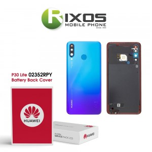 Huawei P30 Lite (MAR-LX1A MAR-L21A) Battery Back Cover Blue