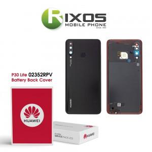 Huawei P30 Lite (MAR-LX1A MAR-L21A) Battery Back Cover Black