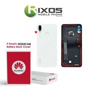Huawei P smart+ (INE-LX1) Battery Back Cover White