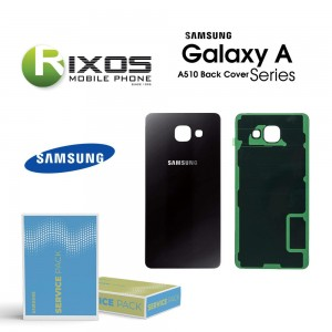 Samsung SM-A510F Galaxy A5 2016 Battery Cover Black GH82-11020B