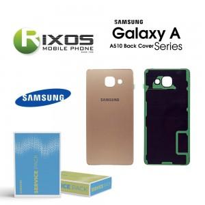 Samsung SM-A510F Galaxy A5 2016 Battery Cover Gold GH82-11020A