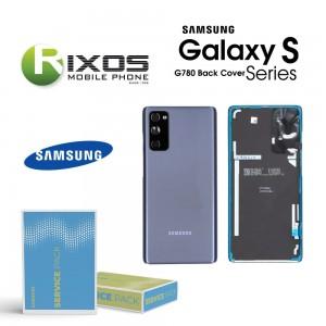 Samsung SM-G780F Galaxy S20 FE Battery Cover Cloud Navy GH82-24263A