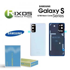 Samsung SM-G780F Galaxy S20 FE Battery Cover Cloud White GH82-24263B