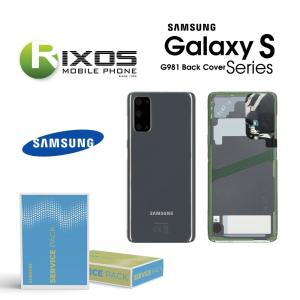 Samsung SM-G981 Galaxy S20 Battery Cover Cosmic Grey GH82-21576A