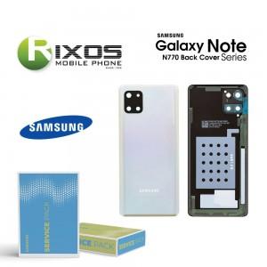 Samsung SM-N770 Galaxy S10 Lite Battery Cover Aura Glow GH82-21972B
