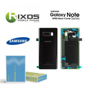 Samsung SM-N950 Galaxy Note8 Battery Cover Black GH82-14979A