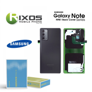 Samsung SM-N981 Galaxy Note 20 Battery Cover Mystic Grey GH82-23299A