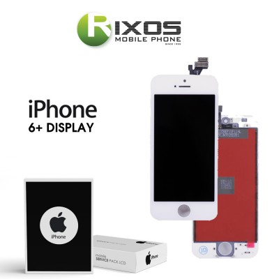 Display module LCD + Digitizer white for iPhone 6+