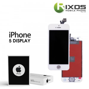 Display module LCD + Digitizer white for iPhone 5