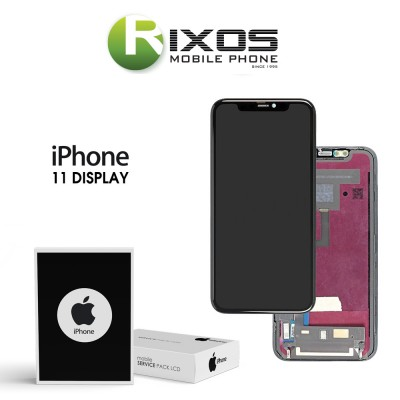 Display module LCD + Digitizer white for iPhone 11