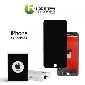 Display module LCD + Digitizer black for iPhone 8+
