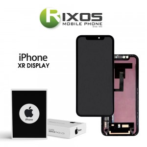 Display module LCD + Digitizer black for iPhone XR