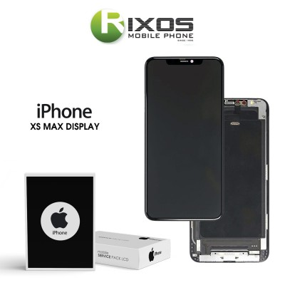 Display module LCD + Digitizer black for iPhone XS Max
