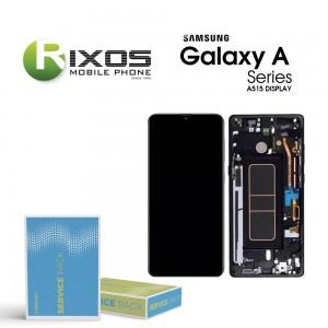 Samsung Galaxy A51 (SM-A515F) Display unit complete black GH82-21669A