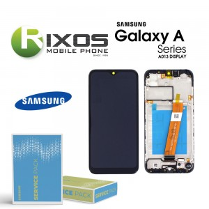 Samsung Galaxy A01 Core (SM-A013F) Lcd Display unit complete  black - GH82-23392A OR GH82-23561A