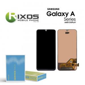 Samsung Galaxy A40 (SM-A405F) Display module LCD + Digitizer black GH97-19672A