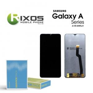 Samsung Galaxy A10 (SM-A105F) Galaxy M10 (SM-M105) Display unit complete black GH82-20227A