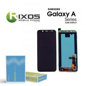 Samsung Galaxy A2 CORE (SM-A260F) Display unit complete black GH97- 23123A