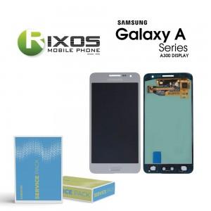 Samsung Galaxy A3 (SM-A300F) Display module LCD + Digitizer silver GH82-16747C