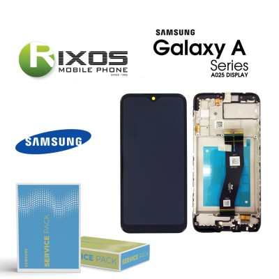 Samsung Galaxy A02S (SM-A025F) Lcd Display unit complete GH81-20118A