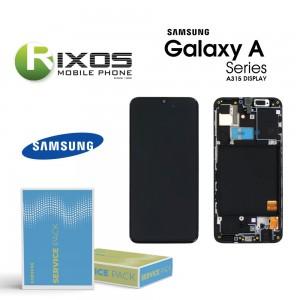 Samsung Galaxy A31 (SM-A315F) Lcd Display unit complete GH82-22905A OR GH82-22761A