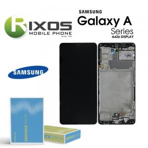 Samsung Galaxy A42 5G (SM-A426B) Display unit complete - GH82-24376A OR GH82-24375A