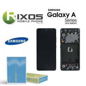 Samsung Galaxy A51 5G (SM-A516B) Display unit complete prism crush white GH82-23100B OR GH82-23124B