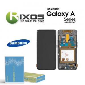 Samsung Galaxy A80 (SM-A805F) Display module LCD + Digitizer phantom black GH82-20348A OR GH82-20390A OR GH82-20368A