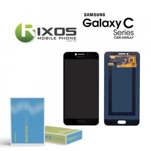 Samsung Galaxy C5 (SM-C500F) Display module LCD + Digitizer black GH97-19116B