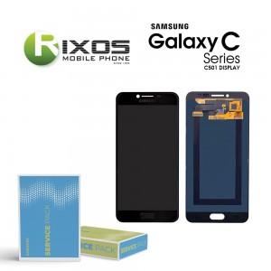 Samsung Galaxy C5 Pro (SM-C501F) Display module LCD + Digitizer black GH97-20450C