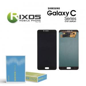 Samsung Galaxy C7 Pro (SM-C701F) Display module LCD + Digitizer black GH97-19135B