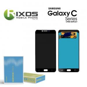 Samsung Galaxy C9 Pro (SM-C900F) Display module LCD + Digitizer black GH97-19624B