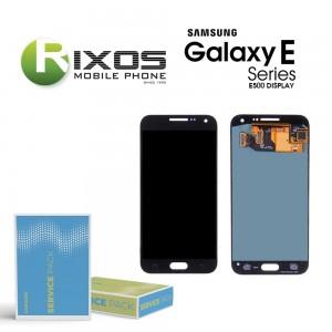 Samsung Galaxy E5 (SM-E500F) Display module LCD + Digitizer black GH97-17114A