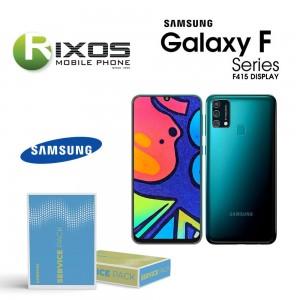 Samsung Galaxy F41 (SM-F415F) Lcd Display unit complete