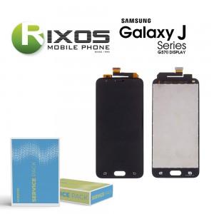 Samsung Galaxy J5 (SM-G570F) Display module LCD + Digitizer black GH96-10459A