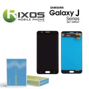 Samsung Galaxy On7 / J7 Prime 2 (SM-G611F) Display module LCD + Digitizer black GH96-11544A